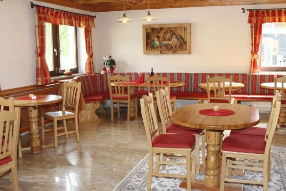Frühstücksraum - Hotel-Pension Lantana - Flachau